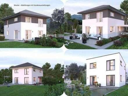 Bad Ischl-Elkhaus und Grundstück (Wohnfläche - 117m² - 129m² & 143m² möglich) - Mehrere Parzellen verfügbar