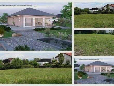 Ansfelden - Schöner ELK-Bungalow und Grundstück (Nur noch eine Parzelle verfügbar)