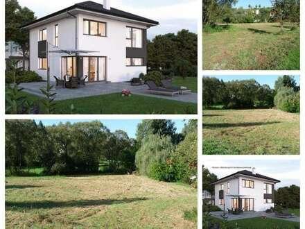 Rudersbach/Nahe Hellmonsödt/Nahe Urfahr - Schönes Elkhaus und Grundstück