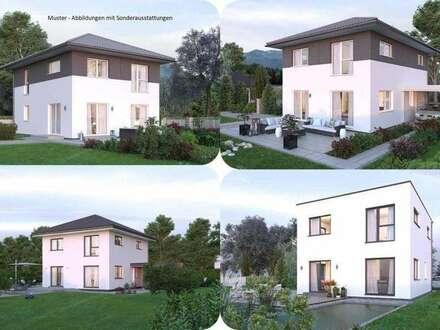 Nahe Gunskirchen/Wels - Elkhaus und ebenes Grundstück (Wohnfläche - 117m² - 129m² & 143m² möglich)