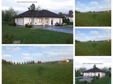 Münzkirchen - Schöner ELK-Bungalow und Grundstück (Noch 3 Parzellen verfügbar)