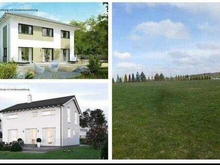 Münzkirchen - Schönes Elkhaus und Grundstück (Noch 2 Parzellen verfügbar)