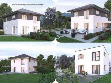 Rosenburg - Schönes Elkhaus und Hang-Grundstück (Wohnfläche - 117m² - 129m² & 143m² möglich)