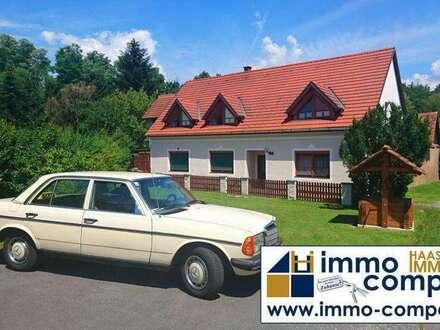 Bezirk Jennersdorf: Großes Einfamilienhaus, 7 Zimmer, 2 Bäder, 2 Küchen, ideal für Ihre Großfamilie, für Ihren Bürobereich…