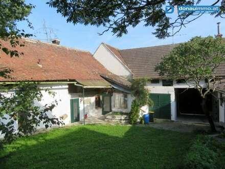 2095 Wolfsbach: Bauernhaus mit grünem Innenhof (Preisreduziert!)