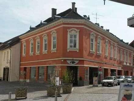Repräsentatives Geschäfts-/Wohnhaus im Stadtzentrum !