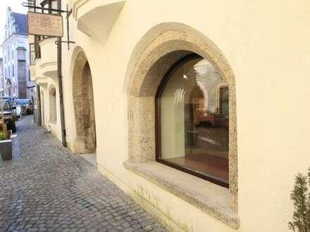 Schmuckstück in der Altstadt von Hall