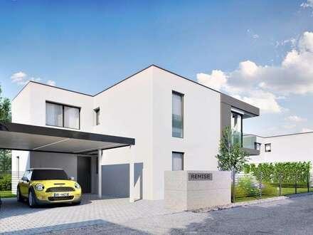 Modernes Einfamilienhaus in Baumeister Qualität | Nähe Remise - Schlosspark | Provisionsfrei