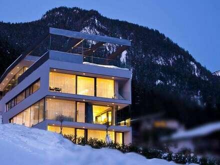 Representative designer villa
