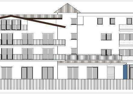 Projekt POSTPARK Ebbs - Top E 05 3 Zimmerwohnung zu verkaufen