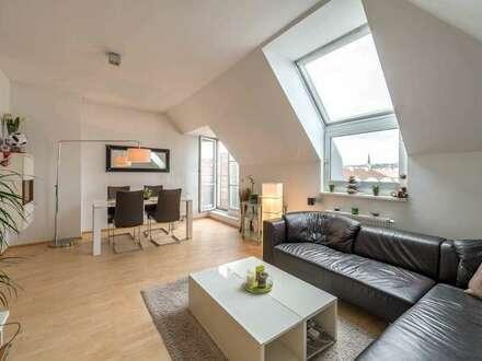 3 Zimmer Wohnung mit Balkon und Stellplatz - TOP LAGE