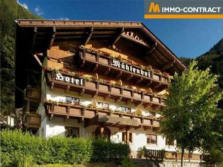 64 Bettenhotel in Nationalparkregion