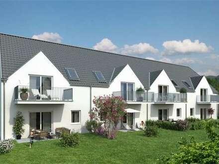 2-Zimmer Neubau-Eigentumswohnungen mit Garten