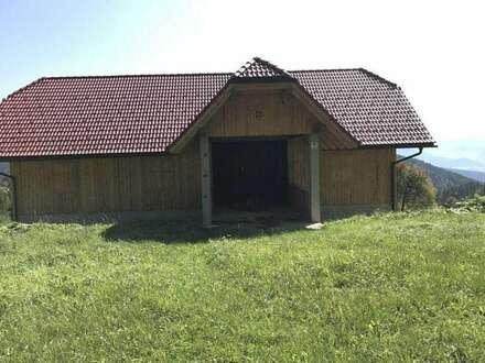 Bauernhof mit 33 ha Bleiburgnähe, Alleinlage, Ruhelage, Sonnenlage
