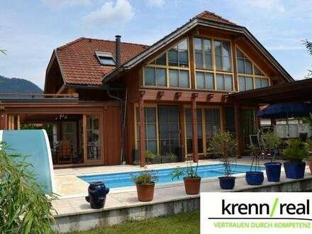 Traumhaus mit individueller Vollausstattung mitten im Salzkammergut