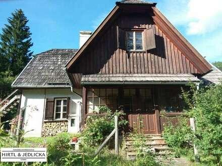 Liebhaberobjekt mit Charme in Kleinzell