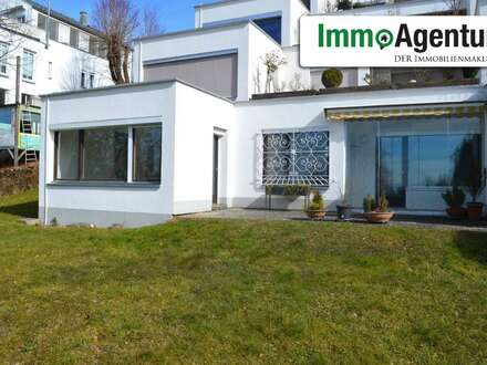 Helle 3-Zimmerwohnung mit Terrasse und Seeblick in Lochau
