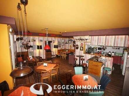 Kaprun : Das eigene Restaurant / Bar / Pub / tolle Umsätze, ab SOFORT in Kaprun 35 PAX und 8 PAX im kleinen Garten !!