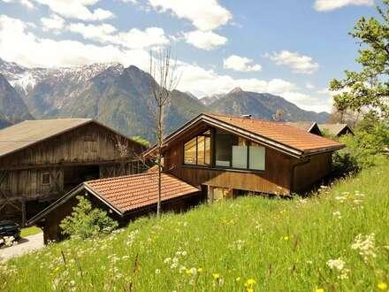 Zweifamilienhaus mit wunderschönem Ausblick