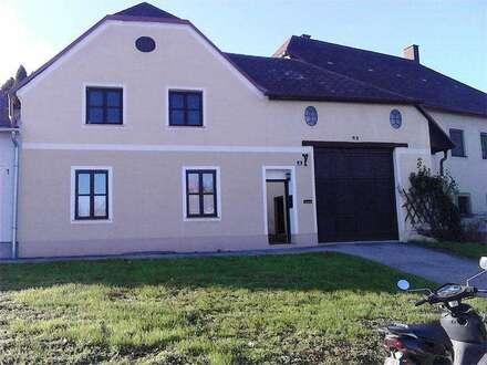 Privatvermietung – provisionsfreies Bauernhaus mit Garten 15 km von Wien.
