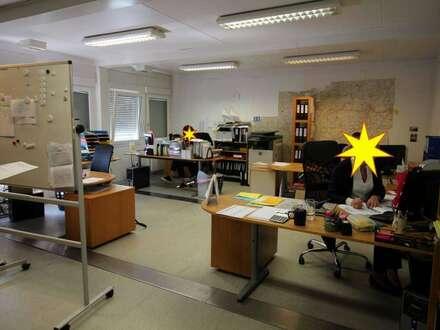 Gewerbeliegenschaft bestehend aus Büros, Lagerhalle und Freiflächen