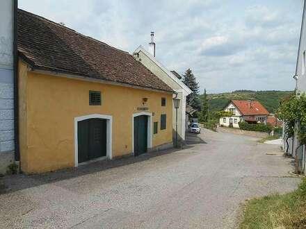 Weinkeller zu Verkauf in der Zöbinger Kellergasse am Heiligenstein