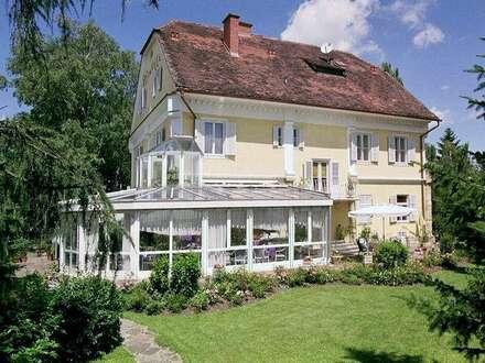 Gepflegte Altbau Villa am Stadtrand