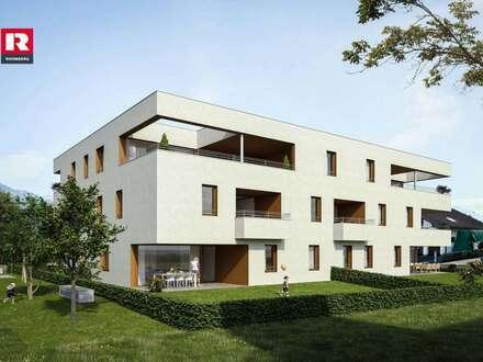 Gartenwohnung in Dornbirn, Top W01