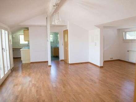 frisch renovierte Dachgeschosswohnung in Feldkirch