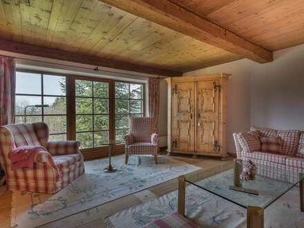 Wunderschönes Bauernhaus in Alleinlage mit spektakulärer Aussicht