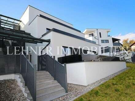 Feldkirchen Nähe Muradweg - Exklusive Terrassenwohnung mit schönem Grünblick!