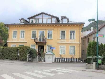 Historische Villa Kohn in Bad Ischl - Gesamtes 1.OG 125 m²