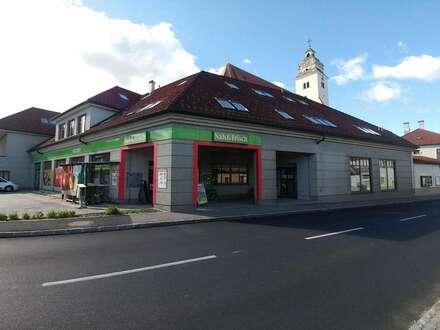 helles Geschäftslokal im Ortszentrum direkt an der B29 - Nähe St.Pölten