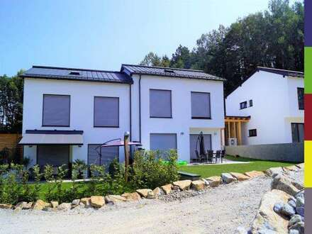 Reizendes Doppelhaus in sonniger Siedlungslage