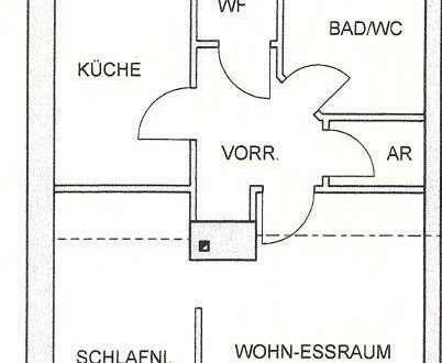 Wohnung (EG) in 3371 Neumarkt/Ybbs direkt im Ort