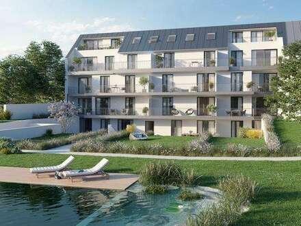 Erstbezug - Ruhige 4 Zimmer-Dachterrassenwohnung im Zentrum - individuelle Planung möglich!