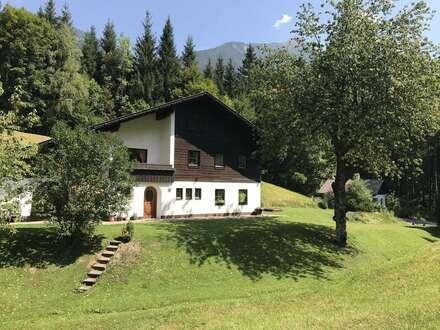 Wohnhaus in idyllischer Ruhelage im Gailtal
