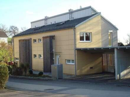 Wohntraum: Niedrigstenergie Doppelhaus mit Garten in Leonding/Bergham zu vermieten