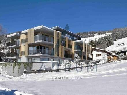 Freizeitwohnsitz: Neubau Penthouse mit Skianbindung
