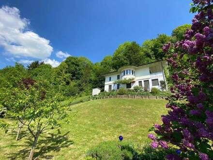 Urlaubsstimmung am Pfänderhang! Wunderschönes Einfamilienhaus in herrlicher Aussichtslage