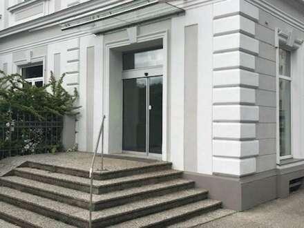 Repräsentatives Geschäftslokal mit Parkplätze für Büro oder Praxis im Zentrum von Wels in einer sehr gut frequentierten Lage…