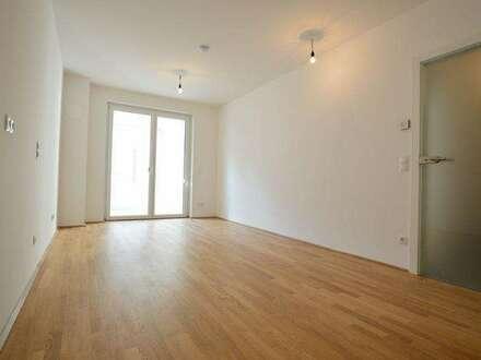 2 Zimmer-Neubauwohnung inkl. Tiefgaragenstellplatz & Balkon