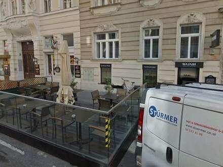 + + TOP LAGE Lokal + bei Hundertwasserhaus+ Restaurant mit Gastgarten++