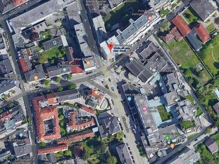 Lichtdurchflutete 2 Zimmerwohnung mit großzügige Raumaufteilung in zentraler Lage in Wels