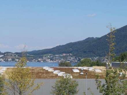 Neue moderne Mietwohnung mit See und Gebirgssicht in Altmünster Erstbezug