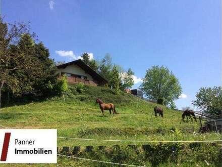 Traumhafter Landsitz mit Pferdestall