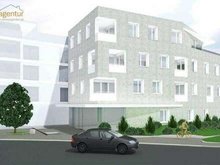 ERSTBEZUG! 6 exklusive Neubau-Wohnungen im Zentrum zwischen ca. 50 - 90m² angrenzend dem Welser Stadtplatz & Burggarten!