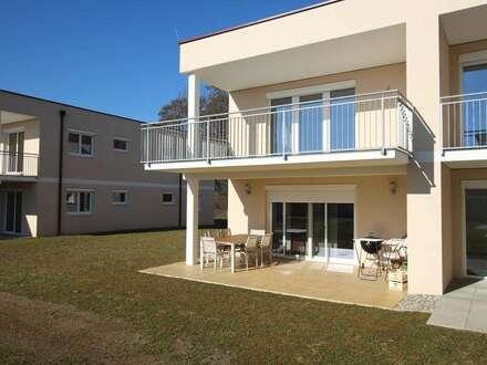 ERSTBEZUG - 3 Zimmer Wohnung mit Garten in direkter Nähe des LKH Wolfsberg