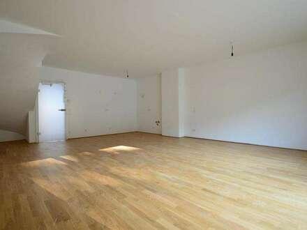 Neubau Maisonette-Wohnung | 118m² WFL+233m² Terrasse & Garten | Top 7