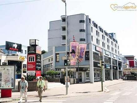 große Geschäfts- und Lagerflächen in der Welser Innenstadt mit viel Potenzial - miete bzw. kauf
